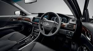 Honda Accord Interior India All New Honda Accord Hybrid Specs Images Price Features