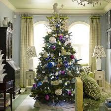 coastal christmas trees coastal living