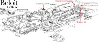 Uri Campus Map Beloit College Map Image Gallery Hcpr