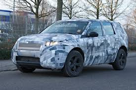 lifted land rover lr2 spyshots 2015 land rover lr2 is now a baby lr4 autoevolution