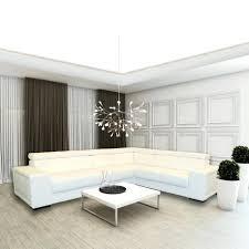 canap d angle cuir blanc design canape d angle semi cuir promo canapac dangle cuir design blanc