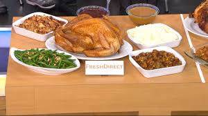 trying out convenient thanksgiving meals abc news