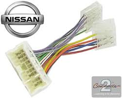 nissan primera car stereo radio wiring harness adapter iso lead