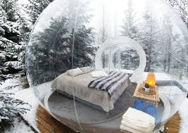 sleep under the northern lights guys you can now sleep under the northern lights in an inflatable