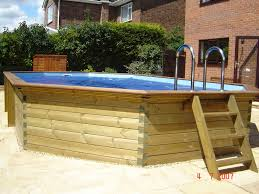 swimming pool above ground u2014 home landscapings above ground