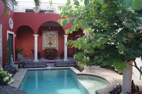 pool constructed by casa yucatan construction in merida mexico