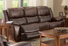 new classic furniture kenwood power sofa in brown 22 245 32 pbw