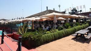 la terrazza restaurant la terrazza 罌 casablanca en vid罠o hotelrestovisio