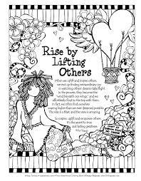 sisterhood coloring book suzy toronto 9781497201545 amazon com