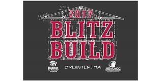 blitz build 2017 was a success september 18th 23rd cape cod home