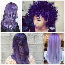 violet hair colors for 2017 u2013 haircuts and hairstyles for 2017