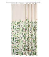 amazon com danica studio shower curtain secret garden