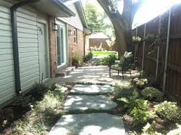 small side yard gets big makeover