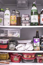 how to stock a real food fridge with anti inflammatory foods to