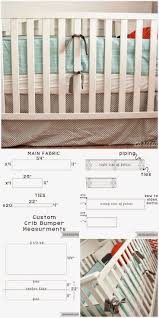 Mini Crib Baby Bedding by Best 10 Bumper Pads For Cribs Ideas On Pinterest Baby