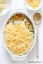 leftover turkey shepherd s pie baked by