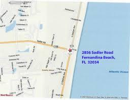 Amelia Island Map Flounder Gigging Bait U0026 Tackle Shops