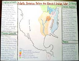 america map before and after and indian war world history connected vol 10 no 1 clara webb beyond