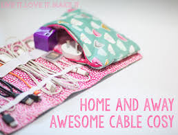 live it love it make it makers month make it cable cosy