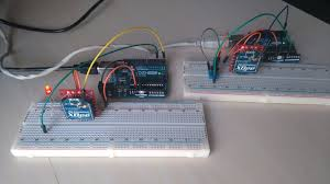 code zigbee arduino how to use xbee modules as transmitter receiver arduino tutorial