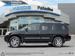 nissan armada build quality certified pre owned 2012 nissan armada loaded with features