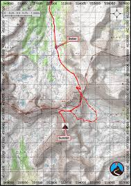 Utah Road Map by Hiking Kings Peak Highest Point In Utah Road Trip Ryan