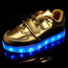 led light up shoes for boys spring chaussure lumineuse enfant usb kids light up shoes baskets
