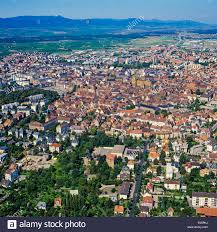 Colmar France View From Above Colmar France Stock Photos U0026 View From Above