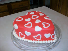 red heart cake cakecentral com