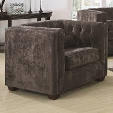 amazon com coaster home furnishings transitional chair charcoal