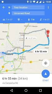 Map A Route On Google Maps by How To Draw Dotted Polylines In Android Google Maps V2 Stack