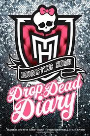 monster drop dead diary abaghoul harris 9780316186612