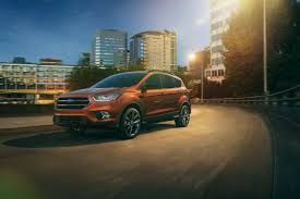 Ford Escape Limited - 2017 ford escape suv 5 star crash safety rating ford com