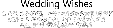 wedding wishes png wishes symbol graphic