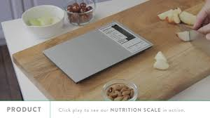 perfect portions digital nutrition food scale bed bath u0026 beyond