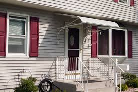 Door Awnings Aluminum Aluminum Awnings Residential U0026 Commercial From Awning Place