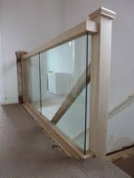 Replacement Stair Banisters Glass Banister From Http Www Stairplan Com Vision Glass