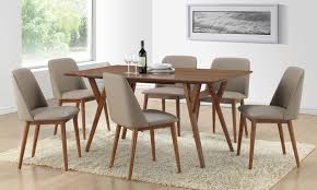 mid century modern dining table set interior gorgeous mid century modern dining table set 28 c700x420