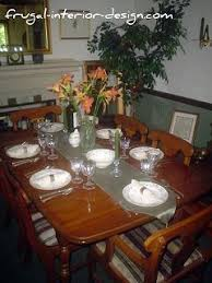 dining room table setting ideas dining room table settings interesting formal dining room