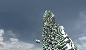 building concept unit fusion high rise residential building concept can be the