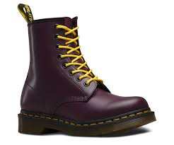 womens purple boots size 12 s 1460 smooth 1460 8 eye boots official dr martens store