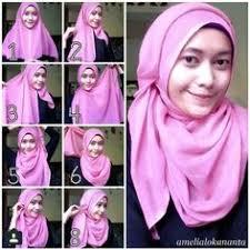 tutorial hijab noura tutorial hijab paris segitiga terbaru youtube hijab style