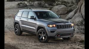 jeep grand cherokee trailhawk off road 2017 jeep grand cherokee trailhawk off road reveal youtube