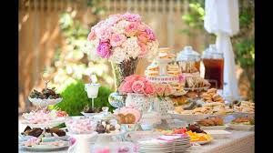 best tea party bridal shower ideas youtube