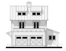 davidson gap garage house plan nc0069g design from allison