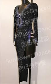 new competition fringe latin dance dress salsa dress ballroom