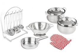 küche zubehör pinolino kochgeschirr für kinderspielküche küchenzubehör 13
