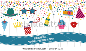 party items celebration party items free vector stock graphics