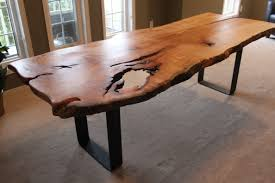 Dining Table Designs Live Edge Maple Table Things I Really Like Pinterest Wood