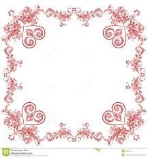 ornaments decorative frame stock vector image